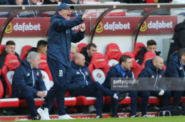 Tony Pulis and Middlesbrough host top of the league Wolves on Friday.