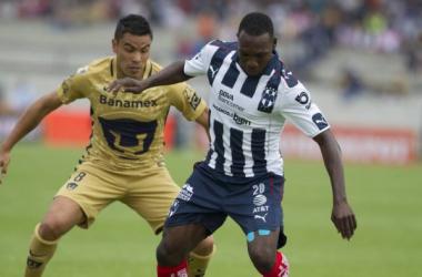 Resultado Monterrey 3-0 Pumas en Copa MX 2017