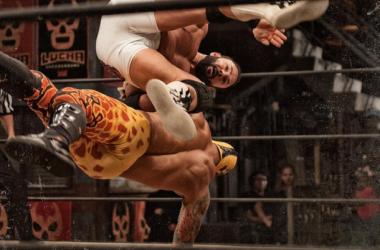 Lucha Underground Review 7-8-15