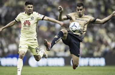 Oribe Peralta buscará entrar entre los 20 máximos goleadores americanistas (Foto: Vavel)