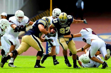 Imágenes e información cortesía de (DGADyR) Deportes UNAM