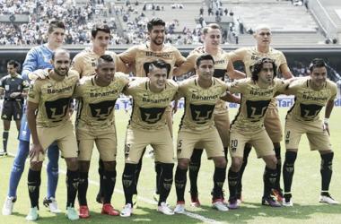 Pumas sigue firme en CONCACAF, vence 2-0 a Honduras Progreso