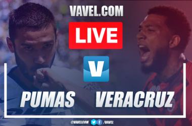 Pumas UNAM vs Veracruz: Live Stream Online TV Updates and How to Watch Liga MX 2019 (0-0)