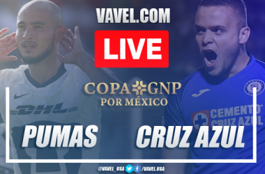 Highlights and goals: Pumas 1-4 Cruz Azul on 2020 Friendly Copa GNP