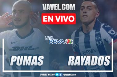 Resumeny video goles Pumas 1-0 Monterrey en Liga MX