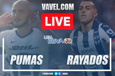 Goals and Highlights: Pumas 1-0 Monterrey, 2020 Liga MX