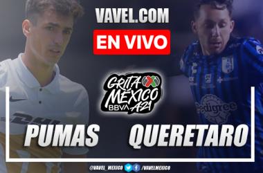 Resumen y mejores momentos del Pumas 0-0 Querétaro en Liga MX 2021
