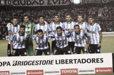El uno por uno de Racing - Puebla