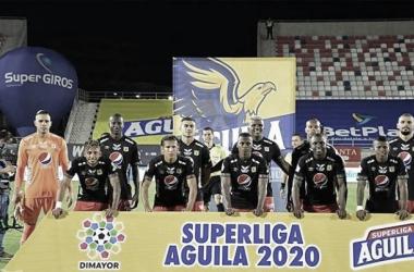 Junior 1-2 América: calificaciones 'escarlatas' en el primer choque de la Superliga