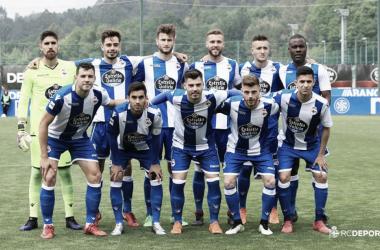Puntuaciones Deportivo Fabril 3-2 Extremadura: Uxío y Jairo, entre los destacados