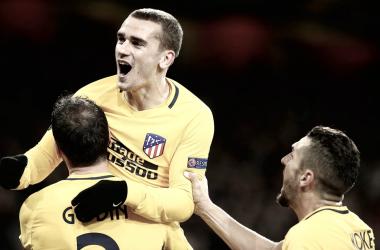 Arsenal – Atlético de Madrid: puntuaciones del Atlético, ida de semifinales de Europa League