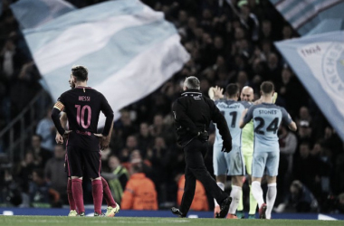 Puntuaciones Manchester City 3-1 FC Barcelona, jornada 4 de la UEFA Champions League