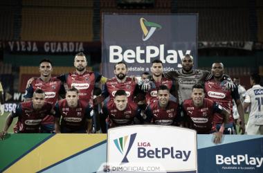 Puntuaciones de Medellín en el empate frente a Millonarios por la cuarta fecha de la Liga BetPlay Dimayor 2021-I