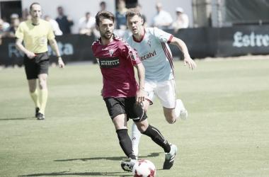 Puntuaciones Celta B 2-0 Marbella FC: el filial celtiña encarrila la eliminatoria