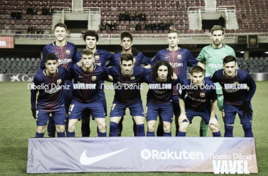 FC Barcelona B - Albacete: puntuaciones Barcelona B, jornada 20 Liga 123