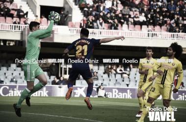 FC Barcelona B - CA Osasuna: puntuaciones Osasuna, jornada 32 de LaLiga 123