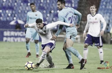 Ojeando al rival: un Barcelona B descendido