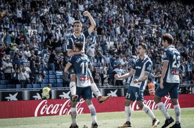 Puntuaciones del partido RCD Espanyol - RC Deportivo de la Coruña