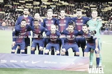 Real Sociedad-FC Barcelona: puntuaciones FC Barcelona, jornada 19 Liga Santander