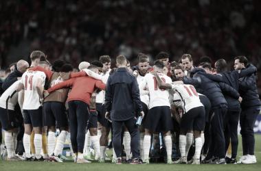 Inglaterra - Dinamarca: puntuaciones de Inglaterra en las semifinales de la EURO 2020
