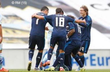 Celta de Vigo - Real Madrid, puntuaciones del Real Madrid, jornada 9 Liga BBVA