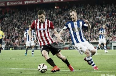 Real Sociedad - Athletic: puntuaciones del Athletic, jornada 6 de Liga BBVA