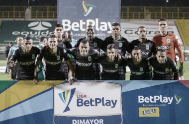 Puntuaciones de Atlético Nacional tras la derrota ante La Equidad