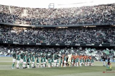 El Benito Villamarín registró una de las mejores entradas de la temporada | FOTO: LaLiga