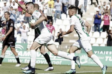Córdoba CF - SD Huesca: puntuaciones del Córdoba CF, jornada 38 de LaLiga 1 2 3