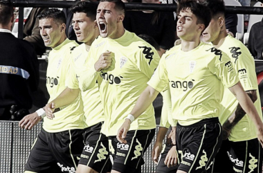 Rayo Vallecano - Córdoba CF: puntuaciones del Córdoba CF, jornada 39 de LaLIga 1,2,3