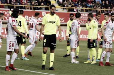 Cultural Leonesa - Córdoba CF: puntuaciones del Córdoba CF, jornada 37 de LaLiga 1,2,3