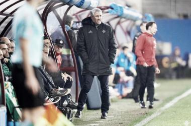 """Hemos dado muchas facilidades"" | FOTO: Real Betis"
