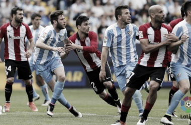 Málaga - Athletic: puntuaciones del Athletic, jornada 33 de la Liga BBVA