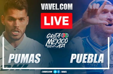 Goals and highlights: Pumas 2-0 Puebla in Liga MX Apertura 2021