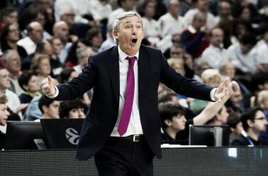 Stetislav Pesic, Real Madrid - FC Barcelona / FOTO: Barça Basket