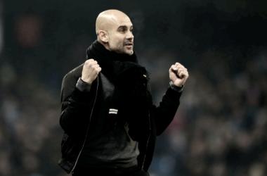 """Guardiola: """"Es complicado ganar dos veces seguidas a un rival como el Arsenal"""""""