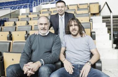 Carles Puyol se une a la dirección deportiva del Barcelona