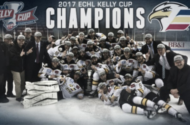 Colorado Eagles, campeones de la Kelly Cup | coloradoeagles.com