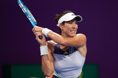 WTA Doha Day 1 wrapup: Muguruza, Mertens among winners as main draw gets underway