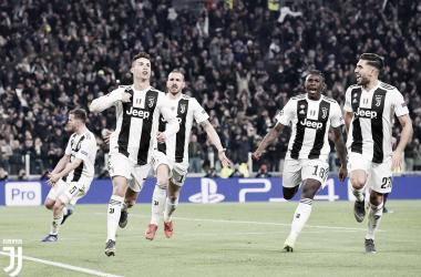 Foto:Divulgação/Juventus