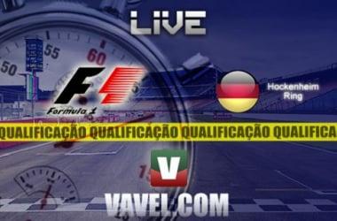 Formula 1 - Grande Prémio da Alemanha (Qualificação)