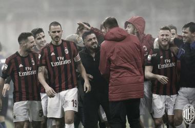 Milan 2017/2018 | Fuente: AC Milan