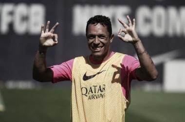 Resúmenes FC Barcelona 2015/16: Adriano Correia, papel más que secundario