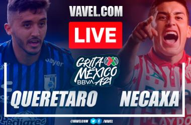 Goals and highlights: Queretaro 3-0 Necaxa in Liga MX 2021