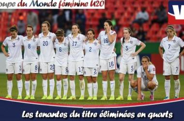 Coupe du Monde féminine U20 : La Corée du Nord et l'Allemagne en demi