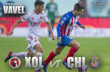 Previa Xolos vs Chivas: Por su segunda victoria en el torneo