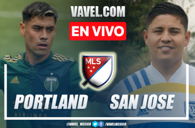 Portland Timbers vs San José Earthquakes EN VIVO: ¿cómo ver transmisión TV Online en MLS 2021?