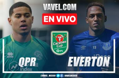 Goles y resumen del QPR 2(8)-(7)2 Everton en Carabao Cup 2021