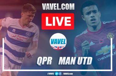 Gols e Melhores Momentos de Queens Park Rangers x Manchester United (4-2)