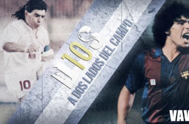 El Barcelona de Diego Armando Maradona